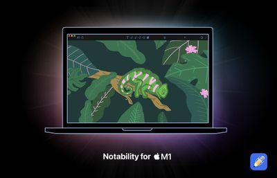notability m1 mac