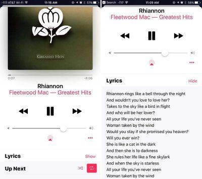 applemusiclyrics