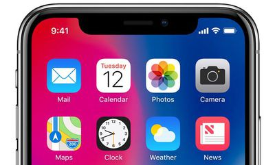 iphone x truedepth system 2