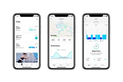 Withings Pulse HR Health Mate
