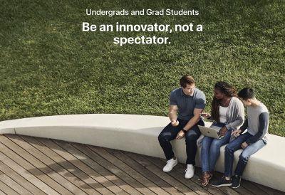 apple student internships