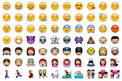 apple original emoji set emojipedia