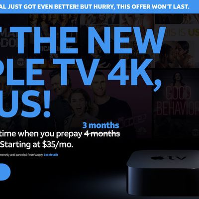 directv now apple tv 4k new deal