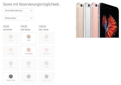 iPhone-6s-Switzerland