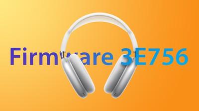 AirPods Max Firmware Update 3e756