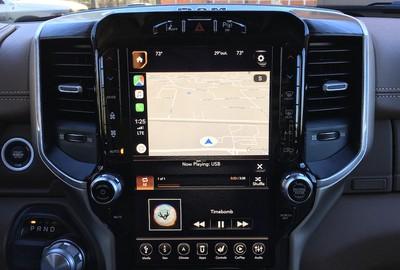 ram 1500 carplay google maps
