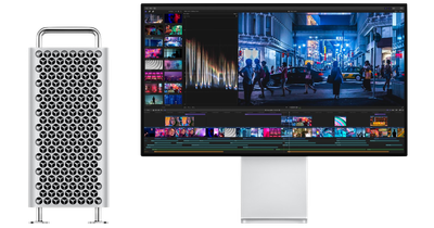 mac pro xdr display