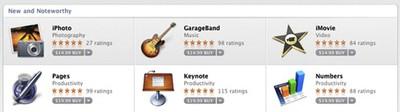 100725 mac app store ilife iwork