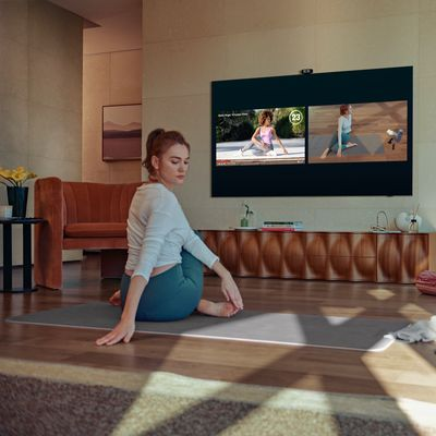 samsung smart trainer 2021 tvs