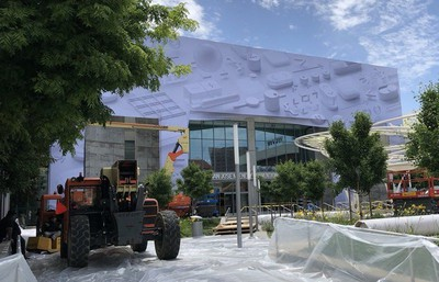 wwdc2018conventioncenterdecorations