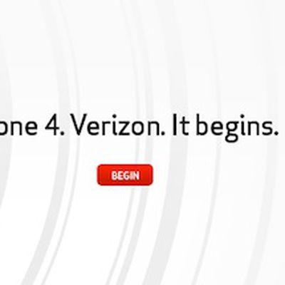 verizon iphone begins