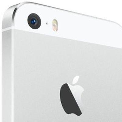 iphone 5s rear camera