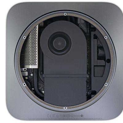 mac mini teardown 1
