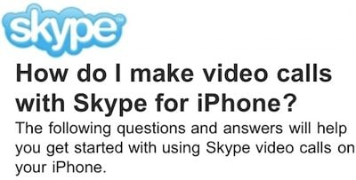 144251 skype iphone video calling