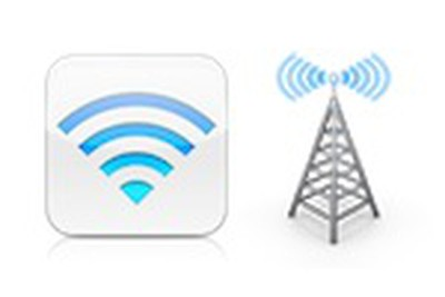 wifi cellular connectivity icons