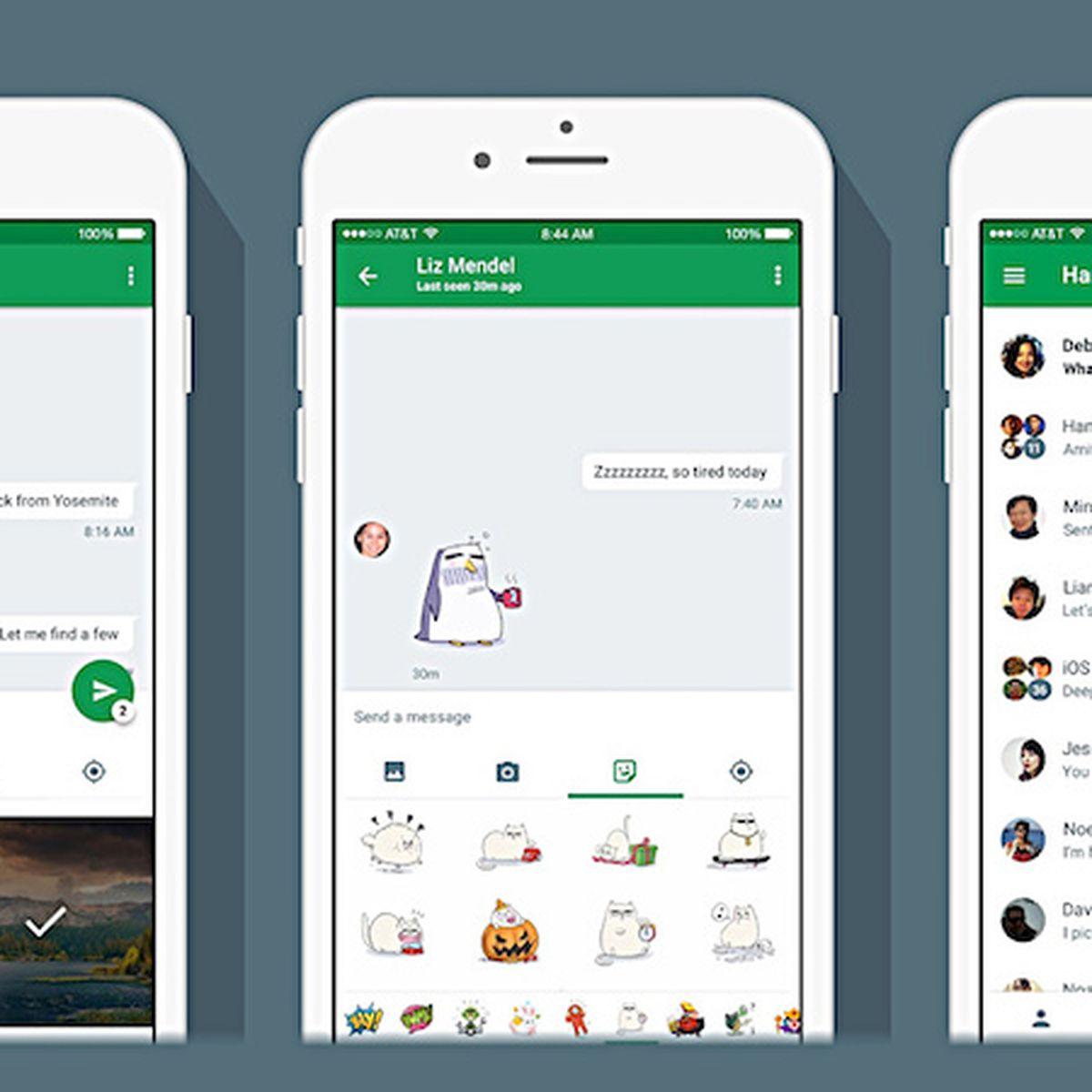Google Hangout App For Macbook