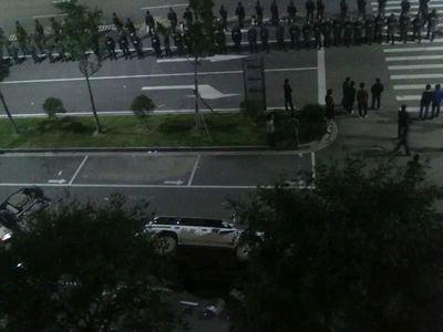 foxconn taiyuan riot 1