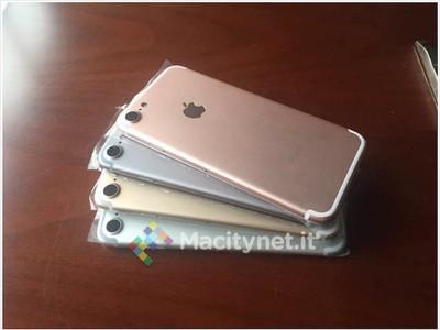 iPhone 7 colorways