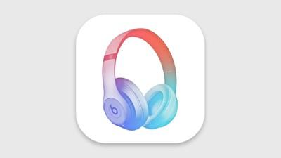 apple music beats icon