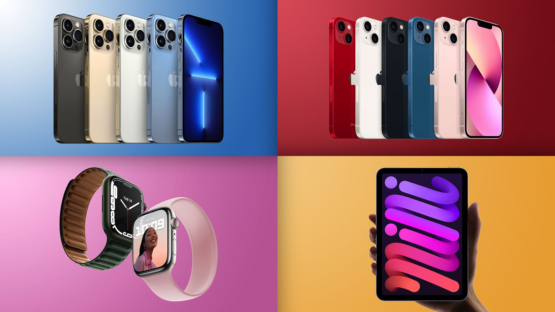 photo of Top Stories: iPhone 13, Apple Watch Series 7, New iPads, and More image