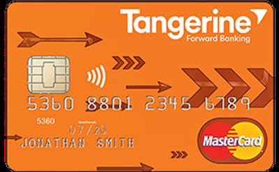 Tangerine-MasterCard