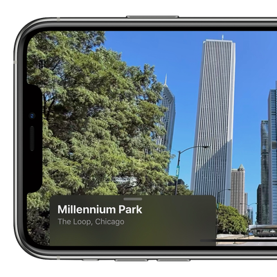 apple maps chicago look around