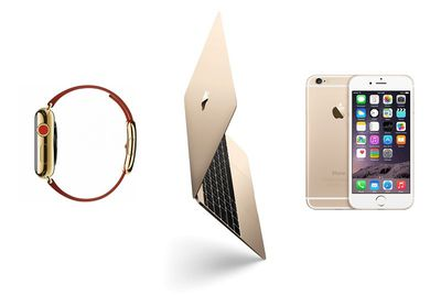 Gold Apple Products