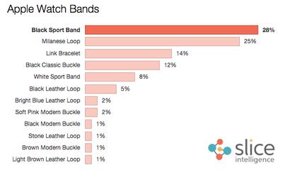 Apple Watch Bands Slice Intelligence