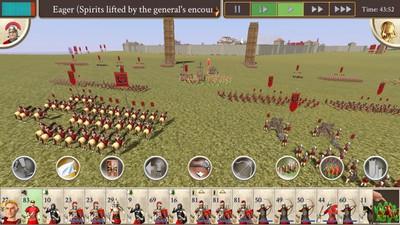 Rome Total War iphone