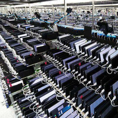 Galaxy Note7 Samsung Test Facility