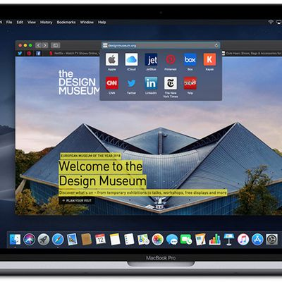 safari mac mojave