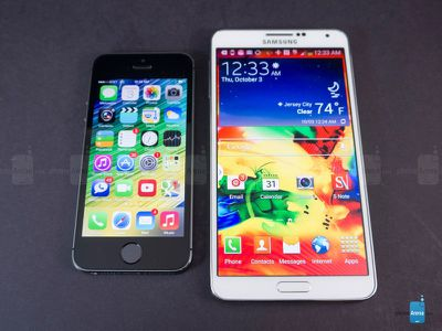 iphone5svsgalaxynote3