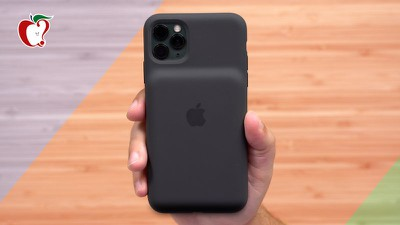 iphone 11 pro max battery case hand