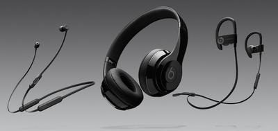 Apple Announces New Line Of Beats Headphones With W1 Wireless Chip Macrumors