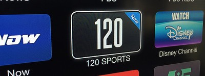 120 Sports Apple TV