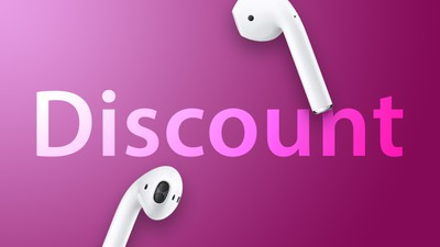 AirPods Discount Feature Magenta