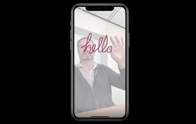 apple vision framework hand pose detection