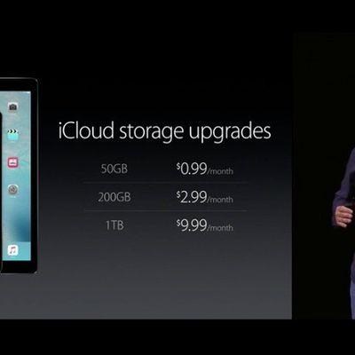 new icloud storage plans