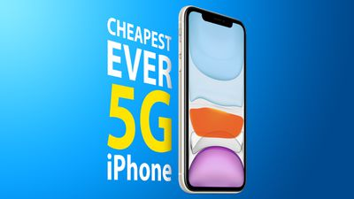 iPhone SE Cheapest 5G iPhone Feature