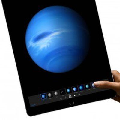 iPad Pro Portrait