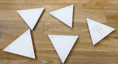 nanoleaf triangles shape