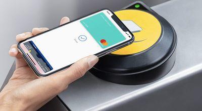 apple pay transit reader