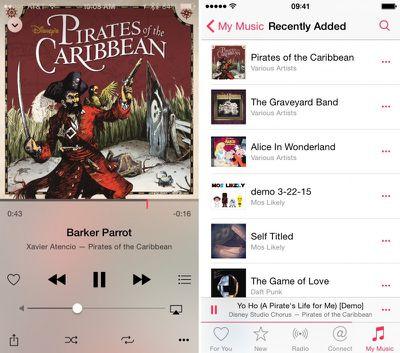 My Music Apple Music