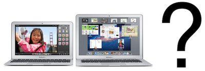 larger macbook air question