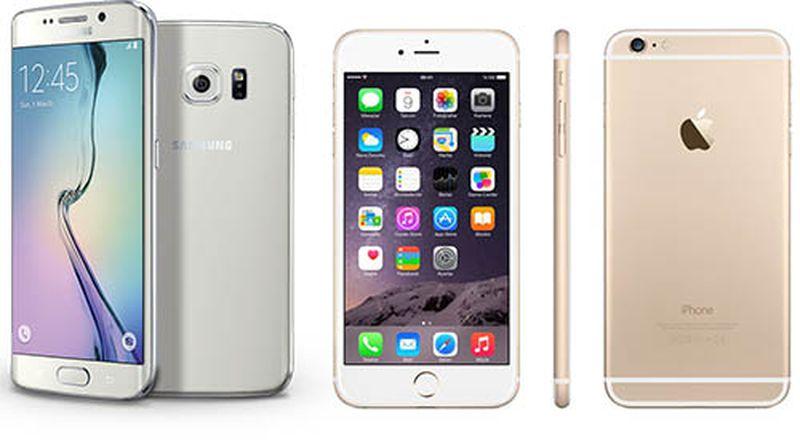 Galaxy-S6-iPhone-6s