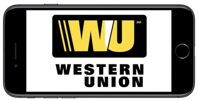 western union on iphone