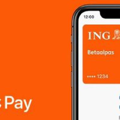 apple pay netherlands ing bank