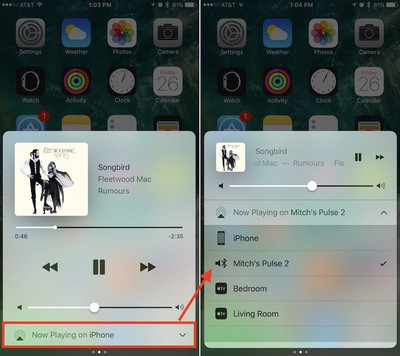 How To Control Center 3