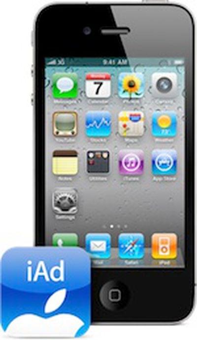 135033 iad and iphone 4