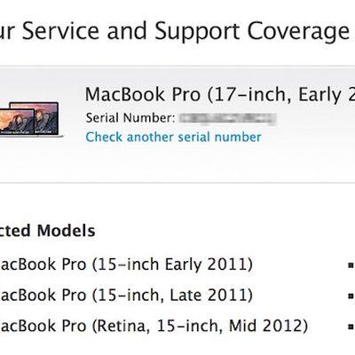 macbook pro video repair